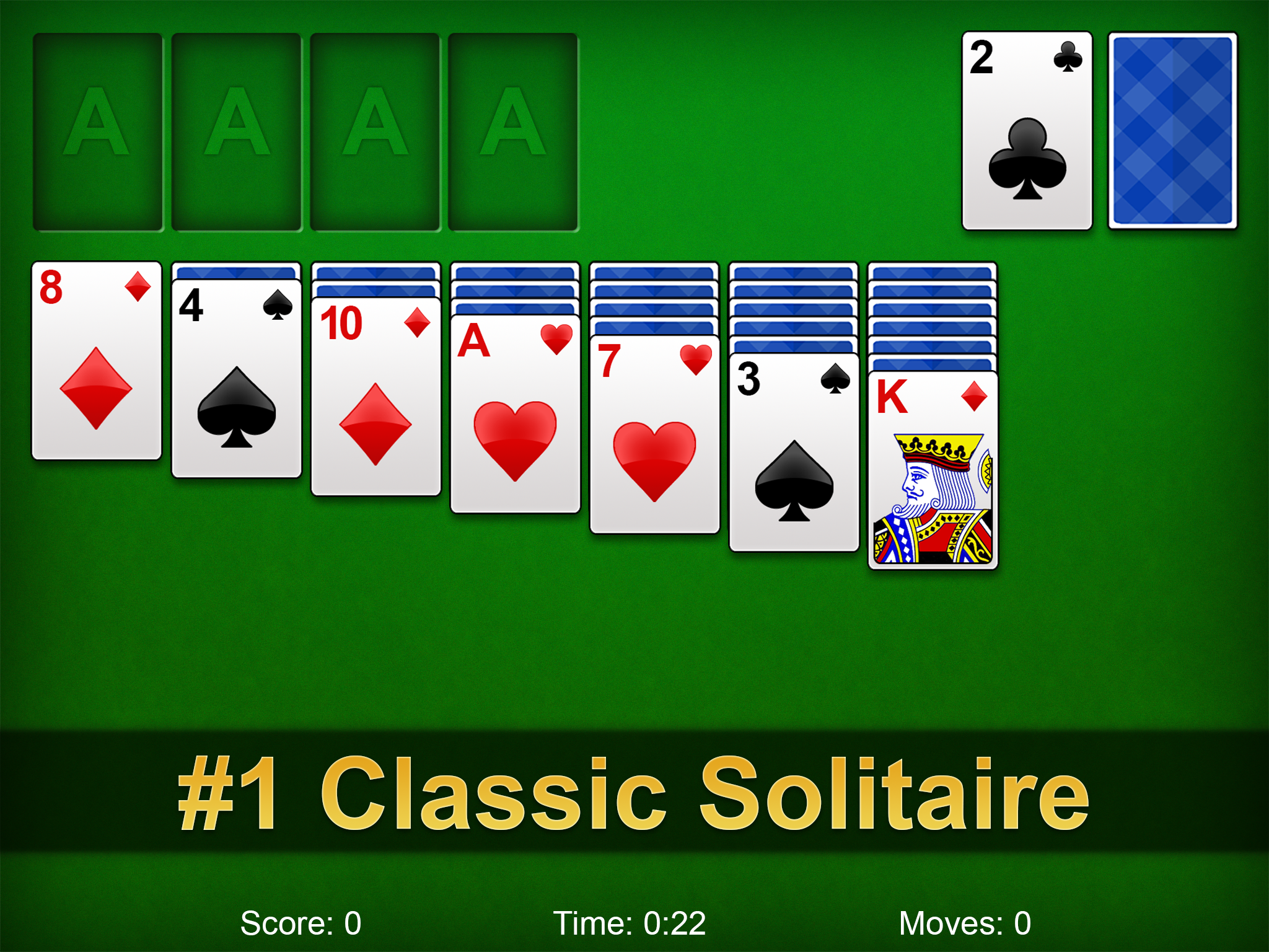 What are some popular solitaire card games?