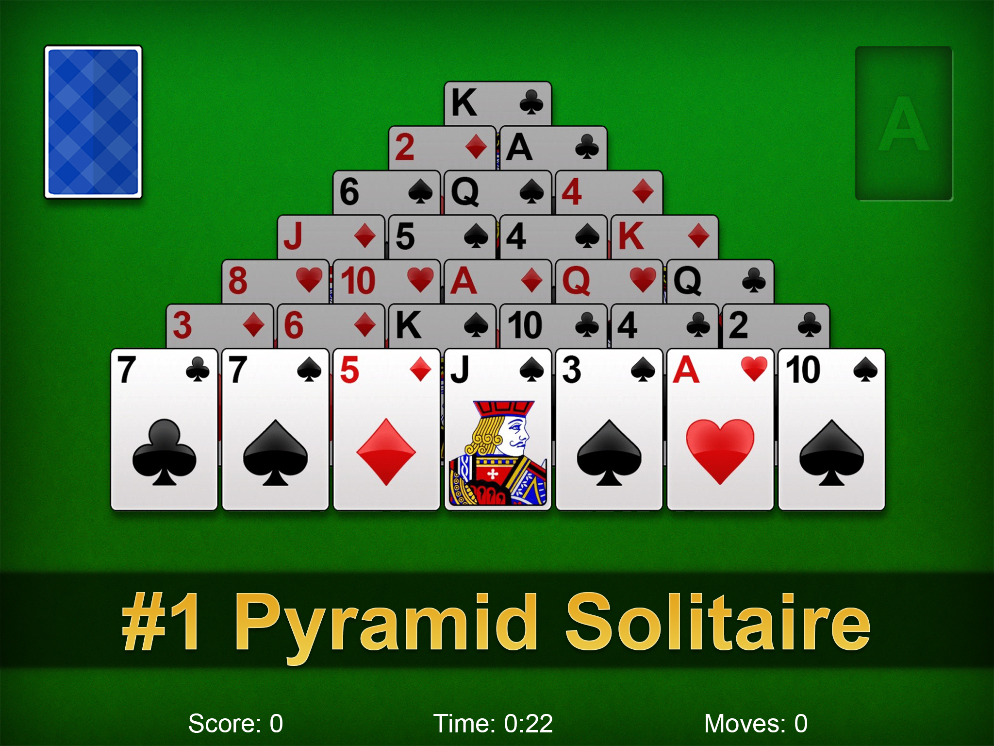 How to Play Pyramid Solitaire